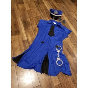 Other - Halloween Cop Outfit
